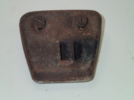 Husqvarna chainsaw 32 Muffler w/ bolts used