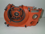 Husqvarna Chainsaw L65 65 77 Crankcase Housing flywheel side   used