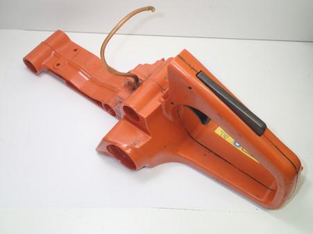 Husqvarna Chainsaw 137 142 Rear Handle Fuel Tank used