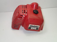 SHINDAIWA Trimmer T250 Cylinder COVER RED  USED