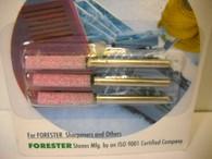 Forester Saw Chain Sharpening Stones 3/16 Dremel Wen Grandberg Oregon New