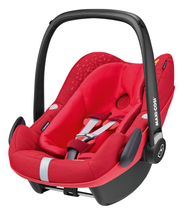 Maxi-Cosi Pebble Plus Car Seat - Vivid Red