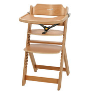 Safety 1st Timba Wooden Highchair - Natural