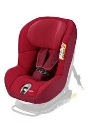 Maxi-Cosi Milofix Seat Cover - Vivid Red