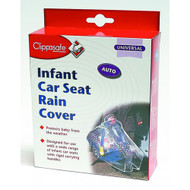 Clippasafe - Infant Car Seat Rain Cover