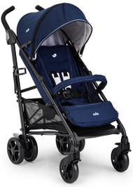 Joie BRISK LX Stroller Including Footmuff - Midnight Navy