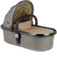 iCandy Peach Main Carrycot Olive Space Grey
