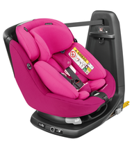 Maxi-Cosi Axissfix Plus Car Seat - Frequency Pink