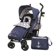 Obaby Zeal Stroller - Little Sailor