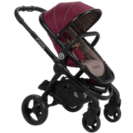 iCandy Peach Pushchair Claret - Black Chassis