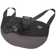 BeSafe Pregnant belt - Black/Grey