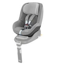 Maxi-Cosi Pearl Car Seat + familyfix Package Deal- Nomad Grey