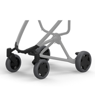 Quinny Zapp X Set 4 Large Wheels - Graphite