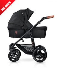 Venicci® Gusto 3in1 Travel System  - Black