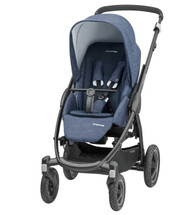 Maxi Cosi Stella Pushchair - Nomad Blue