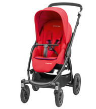 Maxi-Cosi Stella Pushchair - Red Orchid