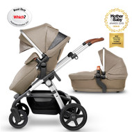 Silver Cross Wave Pushchair - Linen