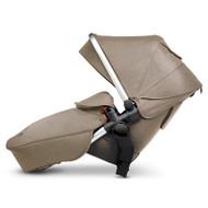 Silver Cross Wave Tandem Seat Unit - Linen