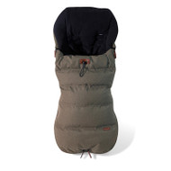 Silver Cross Wave Premium Footmuff - Sable