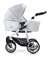Venicci Pure Collection 3 in 1 Travel System - Stone Grey