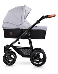 Venicci® Gusto 2 in 1 Travel System  - Grey