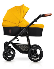 Venicci® Gusto 2 in 1 Travel System  - Yellow