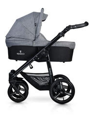 Venicci Soft Edition 3 in 1 Travel System - Denim Grey
