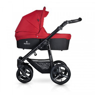 Venicci Soft Edition 2 in 1 Travel System - Denim Red