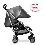 Silver Cross Pop Pushchair - Black