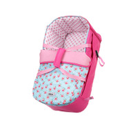 Obaby Zeal Carrycot - Cottage Rose