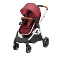 Maxi Cosi Zelia Pushchair & Cabriofix - Essential Red