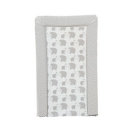 Obaby Hedgehog Changing Mat - Grey