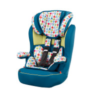Obaby Disney 1-2-3 High Back Booster Car Seat - Monsters Inc