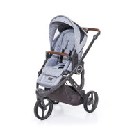 Obaby ABC Design Cobra Plus Pushchair(2016) + Free ABC Design Carrycot Plus- Graphite