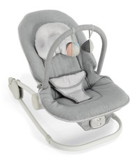 Mamas & Papas Wave Rocking Cradle - Grey