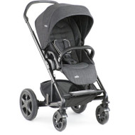 Joie Chrome DLX & carrycot  & Gemm - Pavement