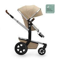 Joolz Day³ Earth Complete set FR With Free Nursery Bag and Essential Blanket - Camel Beige