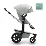 Joolz Day³ Quadro Complete set FR With Free Nursery Bag and Essential Blanket - Grigio