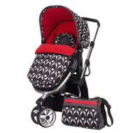Obaby Chase 3 Wheeler 2 in 1 - Eclipse
