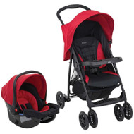 Graco Mirage Travel System With Raincover - Chili Spice