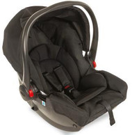 Graco Snugride R44.04 Group 0+ Car Seat - Midnight Black