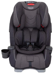 Graco Slimfit Group 0+/1/2/3 Car Seat - Midnight Grey