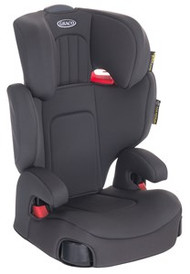 Graco Assure Group 2/3 Car Seat - Midnight Grey