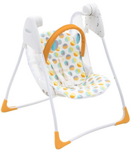 Graco Baby Delight Swing - 80's Circles