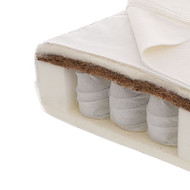 Obaby Moisture Management 120 x 60cm Dual Core Mattress