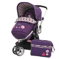 Obaby Chase Switch Travel System - Little Cutie
