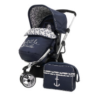 Obaby Chase Switch Travel System - Little Sailor