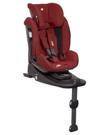 Joie stages ISOFIX & Gemm Bundle - Cranberry