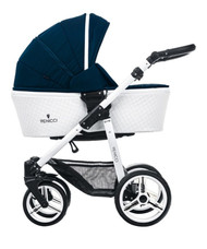 Venicci Pure Collection 2in1 Travel System -  Storm