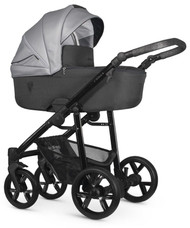 Venicci Valdi Collection 2in1 Travel System -  Grey